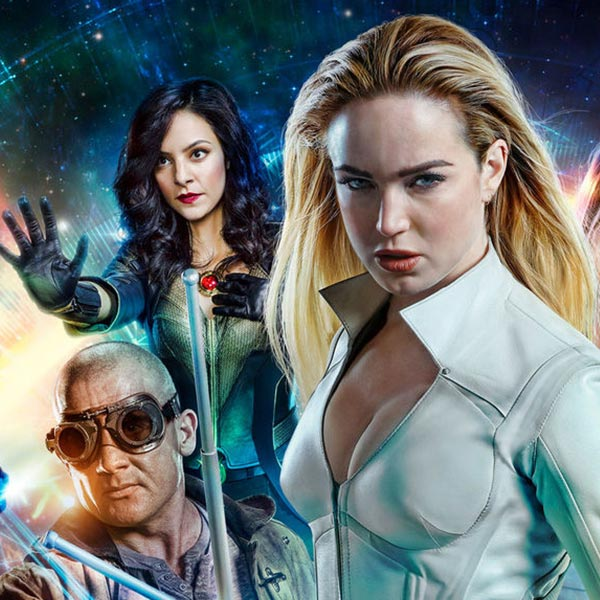 DC Legends of Tomorrow | CW