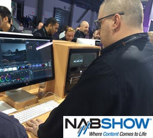 The Wild, Untamed World Of NAB In Las Vegas