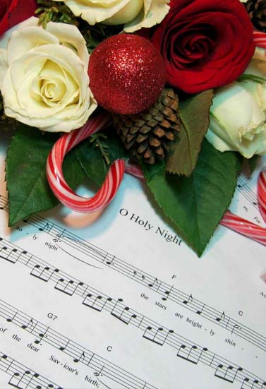 Holiday Themed Sheet Music